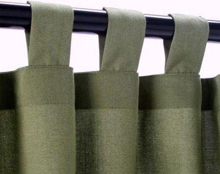 Сколько нужно ткани для пошива штор?